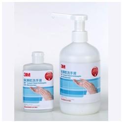 3M  手部清潔-保濕乾洗手液