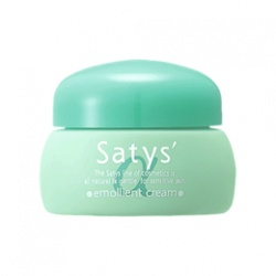 Satys'α 乳霜-全效菁萃醒膚霜 Emollient Cream