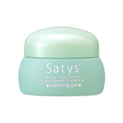 Satys'α 臉部保養-多元賦活柔敏凝乳 Calming Gel