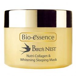 Bio-essence 碧歐斯 燕窩滋養膠原白系列-燕窩滋養膠原白睡眠面膜