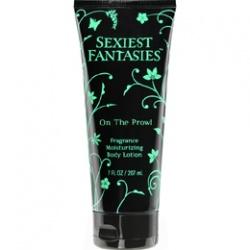 Sexies Fantasies 性感幻想 身體保養-媚誘香氛乳液