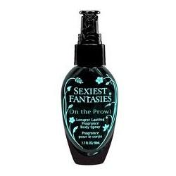 Sexies Fantasies 性感幻想 女性香氛-媚誘隨身香氛噴霧