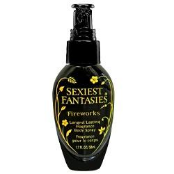Sexies Fantasies 性感幻想 女性香氛-煙花隨身香氛噴霧