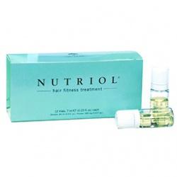健髮滋養液(12小瓶) NUTRIOLR Hair fitness treatment