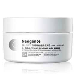 Neogence 霓淨思 Plus C微導美白系列-PLUS C微導煥白亮顏晶凍 PLUS C BRIGHTENING RENEWAL GEL MASK