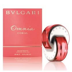 BVLGARI 寶格麗 女性香氛-晶豔女性淡香水 Omnia Coral Eau de Toilette