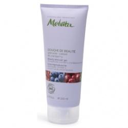 Melvita 蜜葳特 有機沐浴系列-歐盟Bio紅莓清新沐浴膠