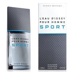 ISSEY MIYAKE 三宅一生 男仕香氛-一生之水SPORT極限男香 L'Eau d'Issey pour Homme Sport
