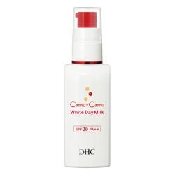 DHC  防曬‧隔離-Camu靚白防曬隔離乳 SPF20 PA++ DHC Camu-Camu White Day Milk SPF20 PA++