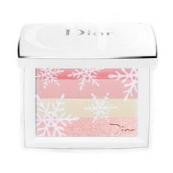 Dior 迪奧 雪晶靈冰透白系列-雪晶靈冰透白蜜粉餅