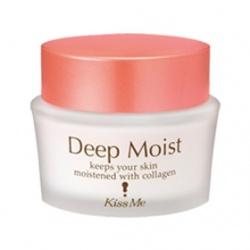 Kiss Me 奇士美-專櫃 乳霜-深度保濕乳霜 Deep Moist Cream