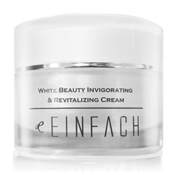 活膚緊緻美白乳霜 Einfach White Beauty Invigorating & Revitalizing Cream Einfach White Beauty Invigorating & Revitalizing Cream