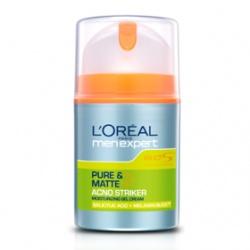 L`OREAL PARiS 巴黎萊雅 乳液-爽淨控油保濕乳液