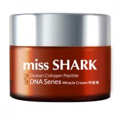 miss SHARK 小白鯊 海洋膠原DNA系列-海洋膠原DNA奇蹟霜