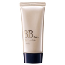 media 媚點 BB產品-自然美肌礦物BB霜 SPF30‧PA++