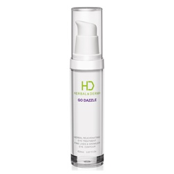 H&D Herbal Derma 萃膚美 眼部保養-GO DAZZLE美麗無線眼部植萃精華液 GO DAZZLE HERBAL REJUVENATING EYE TREATMENT