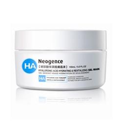 Neogence 霓淨思 凝膠‧凝凍-玻尿酸保濕醒膚晶凍 HYALURONIC ACID HYDRATING & REVITALIZING GEL MASK