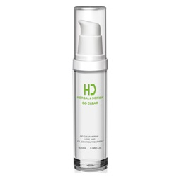 H&D Herbal Derma 萃膚美 精華‧原液-GO CLEAR 油脂調護植萃精華液 GO CLEAR HERBAL ANTI-ACNE & OIL-CONTROL TREATMENT