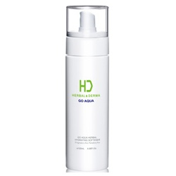 H&D Herbal Derma 萃膚美 化妝水-GO AQUA 植萃水合保濕美膚水 GO AQUA HERBAL HYDRATING SOFTENER