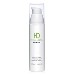 H&D Herbal Derma 萃膚美 乳液-GO AQUA 植萃水合保濕乳液 GO AQUA HERBAL HYDRATING FLUID