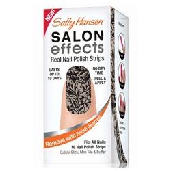 莎莉韓森貼片式指甲油 Sally Hansen Salon Effects Basic