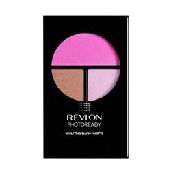 REVLON 露華濃 臉部彩妝-超上鏡柔焦頰彩盤 Revlon PhotoReady&#8482 Sculpting Blush Palette