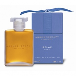 AROMATHERAPY ASSOCIATES 沐浴清潔-晚間舒緩沐浴油 Deep Relax Bath & Shower oil