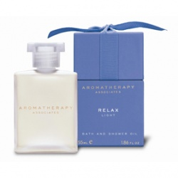 AROMATHERAPY ASSOCIATES 沐浴清潔-輕緩放鬆浴油 Light Relax Bath & Shower oil