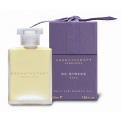 AROMATHERAPY ASSOCIATES 身體保養-減壓靜心浴油 De-Stress Mind Bath & Shower oil