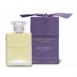 AROMATHERAPY ASSOCIATES 沐浴清潔-減壓紓肌浴油 De-Stress Muscle Bath & Shower oil