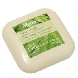 Melvita 蜜葳特 清潔皂-歐盟Bio馬鞭草沐浴皂