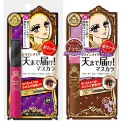 睫毛膏產品-花漾美姬新超激濃密防水睫毛膏S Heroine Make Long & Curl Mascara S
