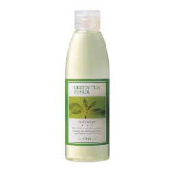 Ottie 臉部保養-綠茶菁華保濕爽膚水 Green Tea Toner