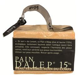15%一般肌膚用 LAUREL PAIN D ALEP 15%