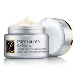Estee Lauder 雅詩蘭黛 白金級喚能湛白奇蹟系列-白金級喚能湛白奇蹟霜 Re-Nutriv Radiant White Age Renewal Creme