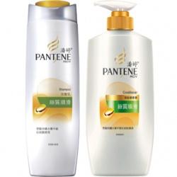 PANTENE 潘婷 潤髮-絲質順滑潤髮精華素