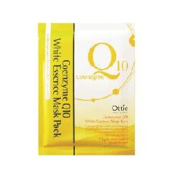 Ottie 面膜-輔酶Q10淨白精華面膜 Coenzyme Q10 White Essence Mask Pack