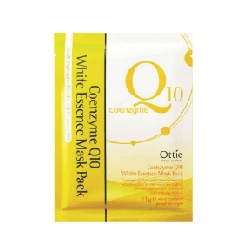 輔酶Q10淨白精華面膜 Coenzyme Q10 White Essence Mask Pack