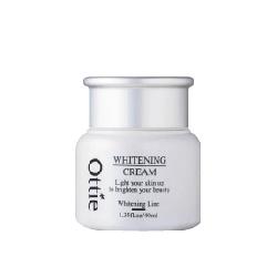 Ottie 乳霜-雪顏淨白霜 Whitening Cream
