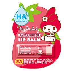 夢幻草莓優格滋養潤唇膏