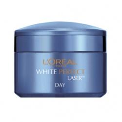 L`OREAL PARiS 巴黎萊雅 乳霜-完美淨白 光波亮白日霜SPF 19 PA+++