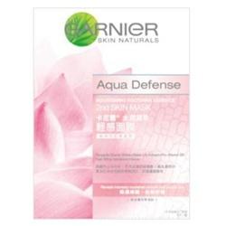 GARNIeR 卡尼爾 水潤凝萃敏弱肌系列-水潤凝萃輕感面膜 (極潤保濕配方)