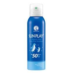 MENTHOLATUM 曼秀雷敦 SUN PLAY防曬系列-防曬噴霧-酷涼清爽型 SPF50+ PA+++