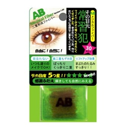 Automatic beauty  彩妝用具-日本AB隱形塑眼貼線 AB Mezical Fiber(30pieces+1stick)