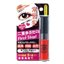 Automatic beauty  彩妝用具-日本AB 隱形塑眼乳膠 AB Double Eye Rubber