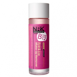 NRK essential 眼唇卸妝-B12全效眼唇卸妝液 Hydrating Eye & Lip Make-up Remover