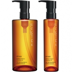 shu uemura 植村秀 潔顏系列-全能奇蹟金萃潔顏油 Ultime8 sublime beauty cleansing oil