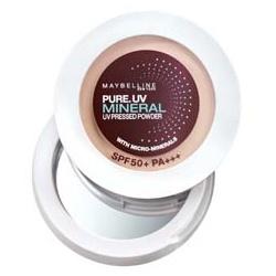 純淨礦物高效防曬蜜粉餅SPF50/PA+++