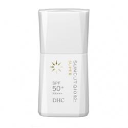 DHC  彩粧隔離系列-Q10高效艷陽防曬乳SPF50+PA+++ DHC SuncutQ1050+PA+++SUPER