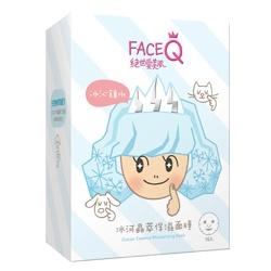 Face Queen 絕世愛美肌 面膜-冰河晶萃保濕面膜
